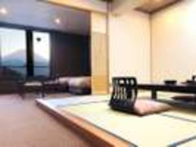 本館スタンダード和洋室一例