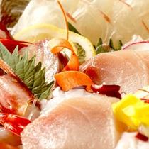 鮮魚のお造り
