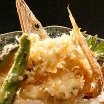 【別注料理】地魚の天ぷら