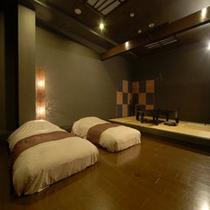 【露付客室】板の間+畳スペース