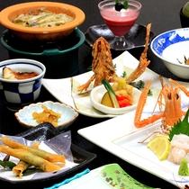 【料理】深海美味づくし(季節の一例)