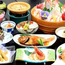 【料理】五大味覚(季節の一例)