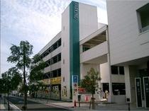 提携駐車場(JRF豊橋駅前駐車場)1泊600円/台