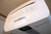お部屋の空気をしっかり洗浄、加湿ストリーマ空気清浄機(ストリーマ+プラズマイオン)