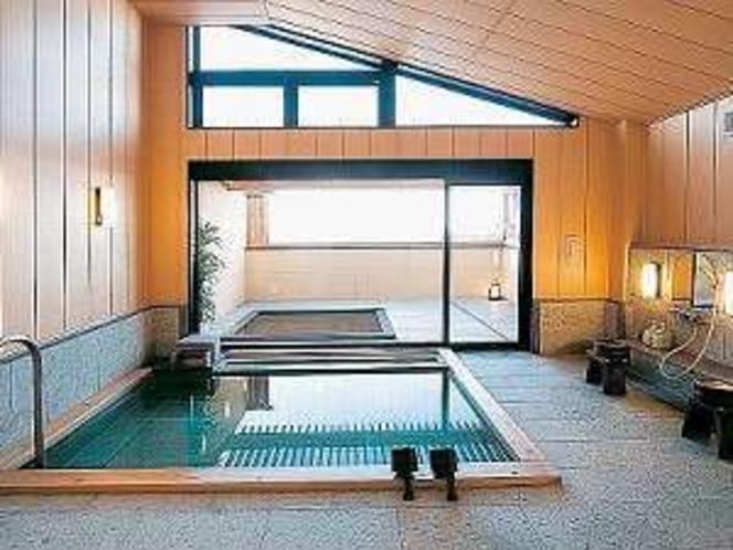 平成17年1月中旬にオープンしたお風呂棟
