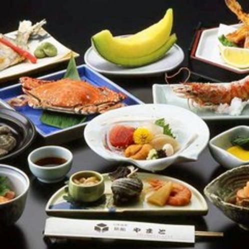 三河湾の海鮮料理