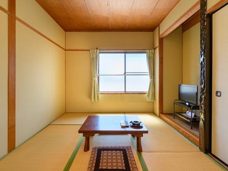 【喫煙】和室1〜2名様(バス・トイレ共用)