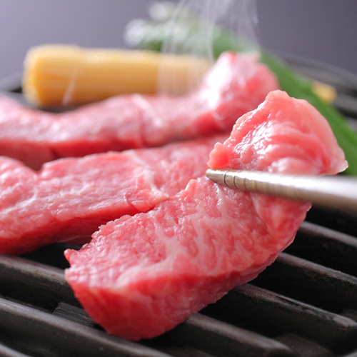 【ステーキ150gコース】霜降り飛騨牛をお好みの焼き加減でどうぞ。塩・ゆず胡椒・おろしだれで食べ比べ