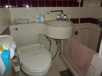 シングル  バスルーム