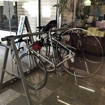 自転車駐輪スペース
