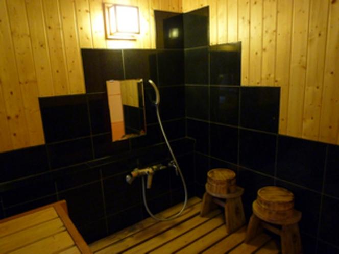 鉄釜風呂『流』1100円/カップル・ご夫婦でご利用下さい。こちらも城崎の温泉です。