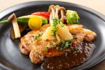 【パティオ】アラカルト料理イメージ