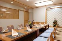 日本料理【歌留多】個室