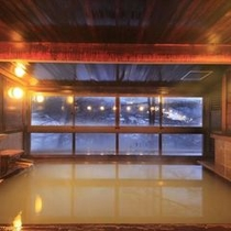 ◆女湯/展望浴場 夜
