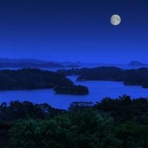 客室からの眺望イメージ_夜