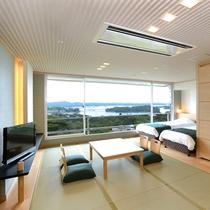 【禁煙】Wi-Fi使用可 イーストウィング1F~4F海側客室一例