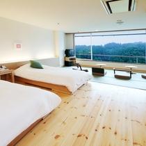【禁煙】Wi-Fi使用可 イーストウィング5F~7F山側客室一例