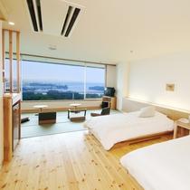 【禁煙】Wi-Fi使用可 イーストウィング5F~7F客室一例