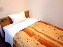 禁煙シングルベッド