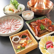 プレミアムコース【和食】