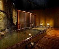 大浴場 平安の湯1