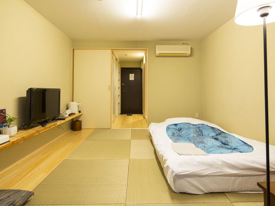 おすすめ、調湿、消臭効果の身体に優しい、い草琉球畳とシラス壁、ナチュラルルーム