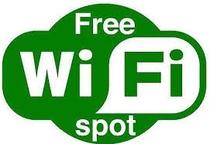 WiFi フリースポット