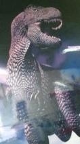 宝山ホール 恐竜ビジュアル