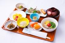 美味しい、嬉しい、優しい 南洲館名物 朝しゃぶ付 薩摩の朝ごはん