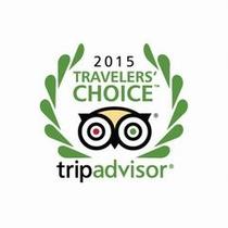トリップアドバイザー2015、バリュー部門2位、サービス部門12位受賞