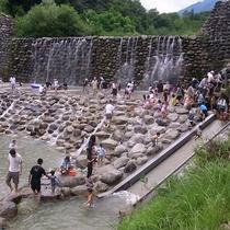 ◆名水公園べるが◆ホテルからお車で約45分 名水の流れる川で遊ぼう♪