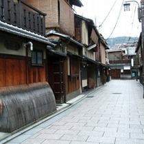◇京の風景 町並み