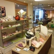 ▼京都名産品 売店コーナー3
