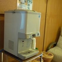 ◆脱衣場 冷水機(無料)