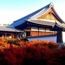 ◇東福寺 (東山区)