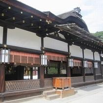 ◇下鴨神社 本殿 (左京区)