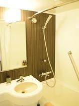 【禁煙】ダブルルーム バスルーム