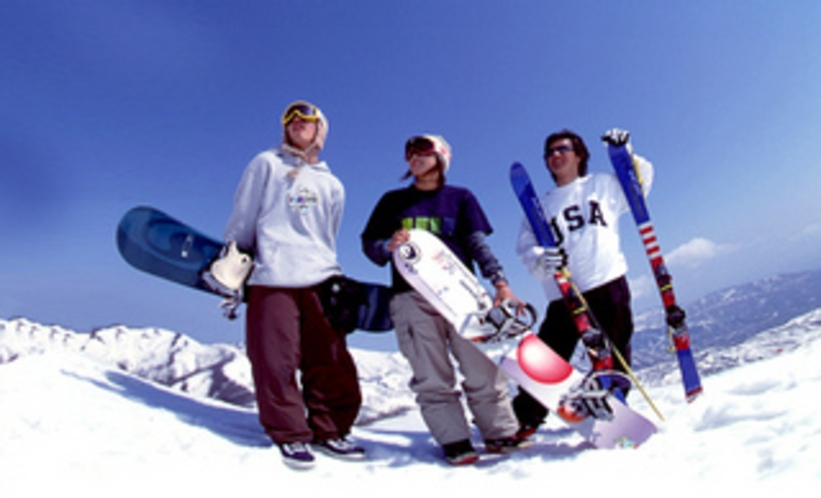 スキーヤー・スノーボーダー