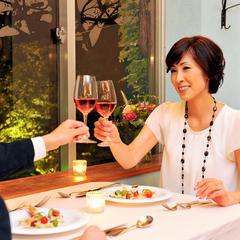 【日帰り◇別館離れ…Dinnerコース】絶品イタリアンとオトナの「Newスイート」で過ごすデイユース