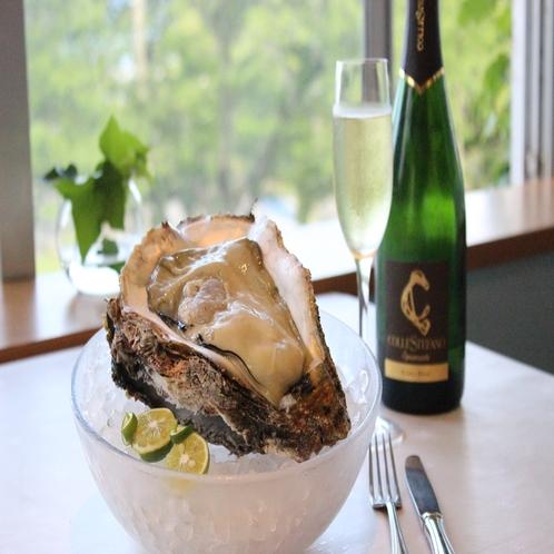 鳴門産天然 岩牡蠣