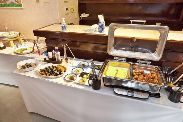 ●朝食付 スタンダードプラン/朝食はレトロ喫茶風の会場にて