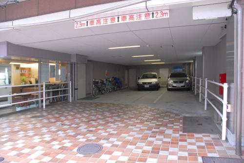 屋内駐車場(要予約制)