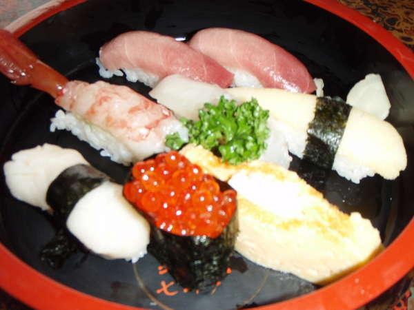富寿司の「御鮨」