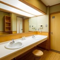 特別室 洗面部屋