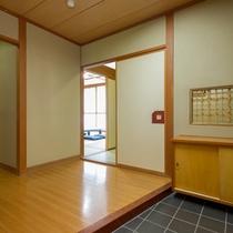 特別室 入り口