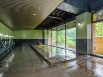 七福の湯大浴場