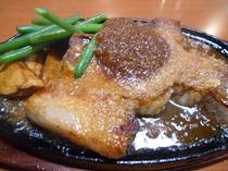 とんかつ篠の「生姜焼き」
