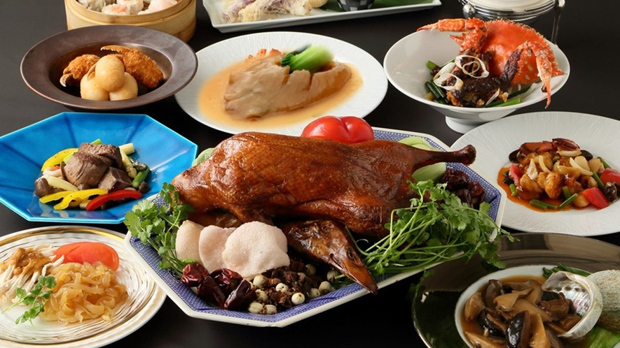 2食付プラン 中国料理【豊華楼】厳選オーダーバイキング イメージ