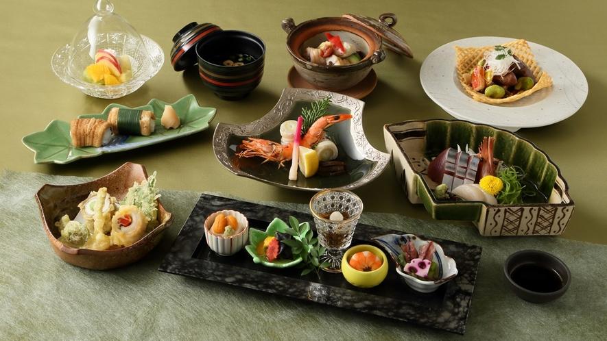 2食付プラン 日本料理【藤さわ】月会席5月・6月 イメージ