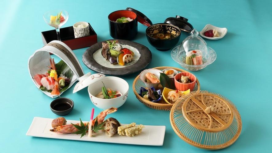 2食付プラン 日本料理【藤さわ】月会席7月・8月 イメージ